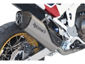 0019029 terminale sps carbon dx a304 satin honda africa twin 1100 euro 4