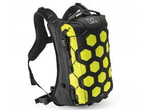 4559 batoh na moto kriega krut18 l backpack trail 18 lime