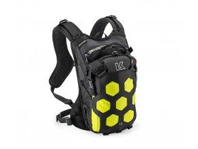 4562 batoh na moto kriega krut9 l backpack trail 9 lime