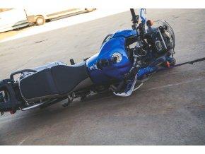 Padací rámy Outback Motortek - Yamaha XT1200Z Super Ténéré (Barva Černá)