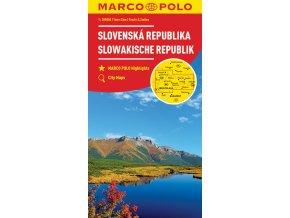 726 slovensko 1 200 000 mapa s vyhlidkovymi trasami