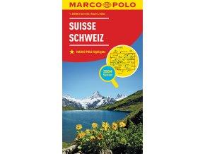 723 svycarsko 1 303 000 mapa s vyhlidkovymi trasami