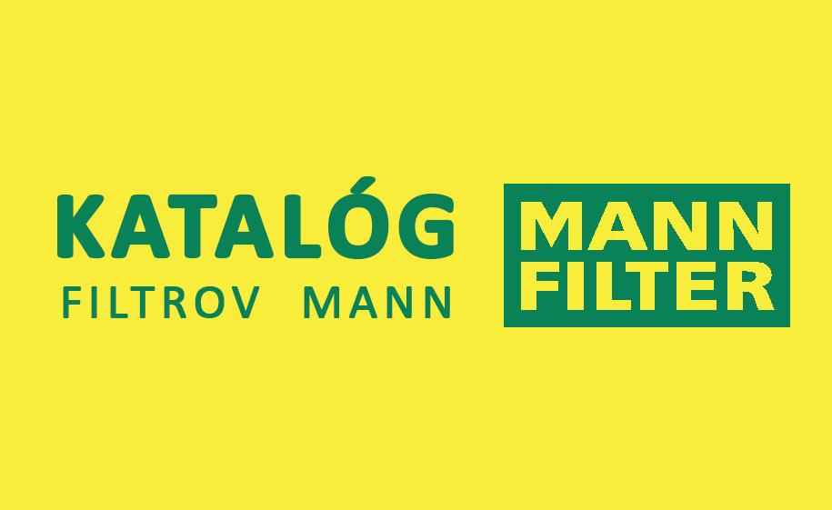 Katalóg filtrov MANN