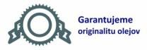 Garancia originality olejov