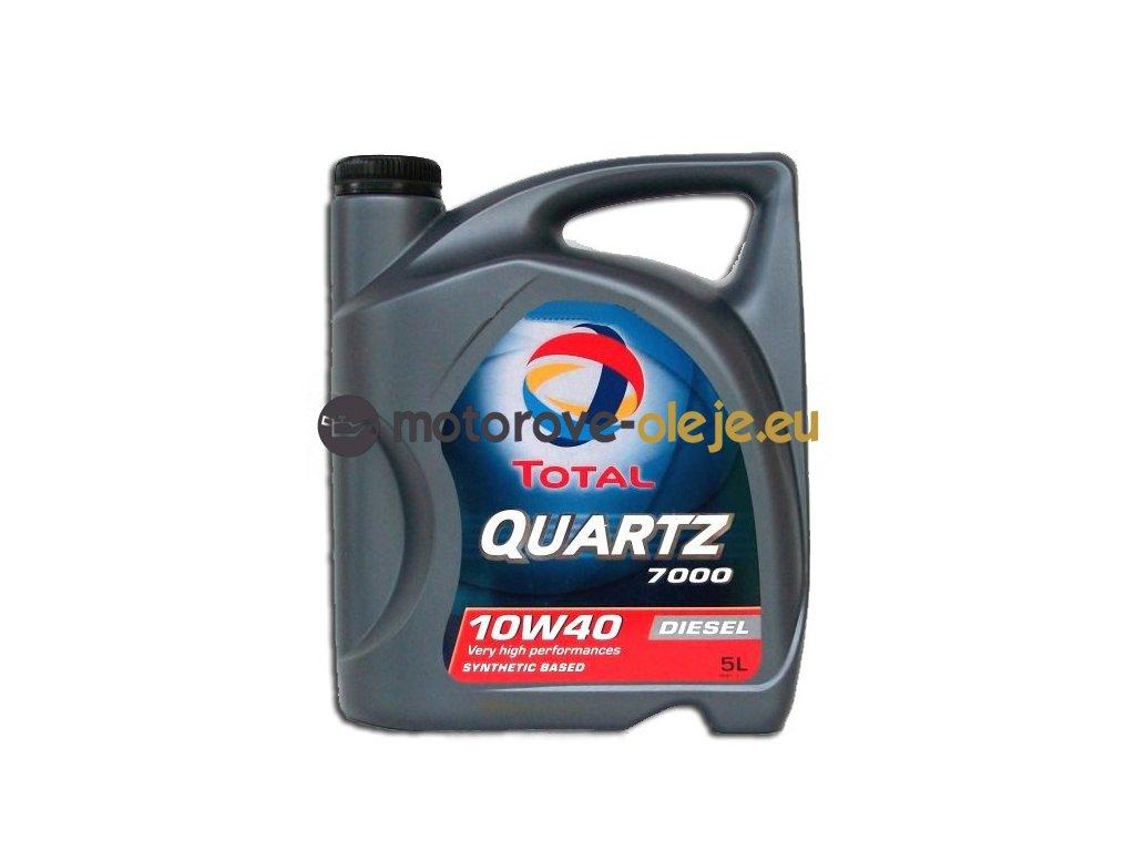 1379 total quartz 7000 diesel 10w40 5l