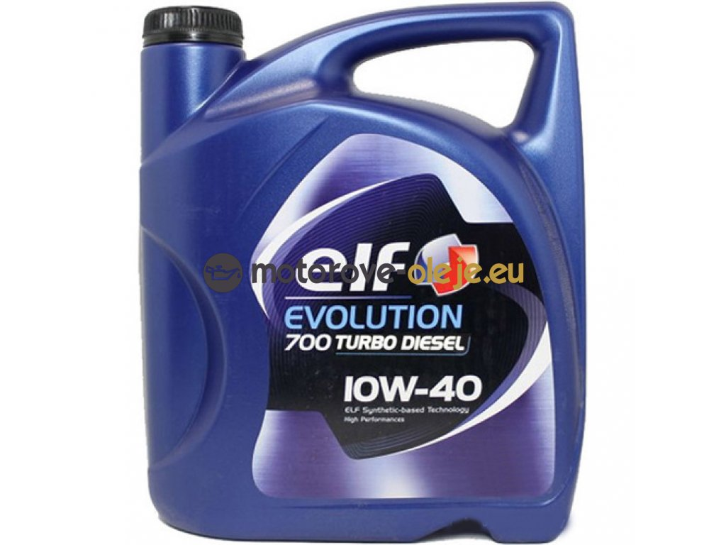 1436 elf evolution 700 turbo diesel 10w 40 5l
