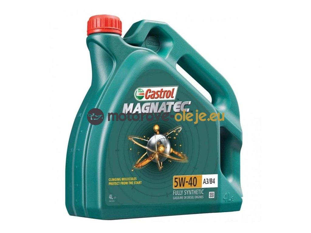 castrol magnatec 5w 40 a3 b4 4l