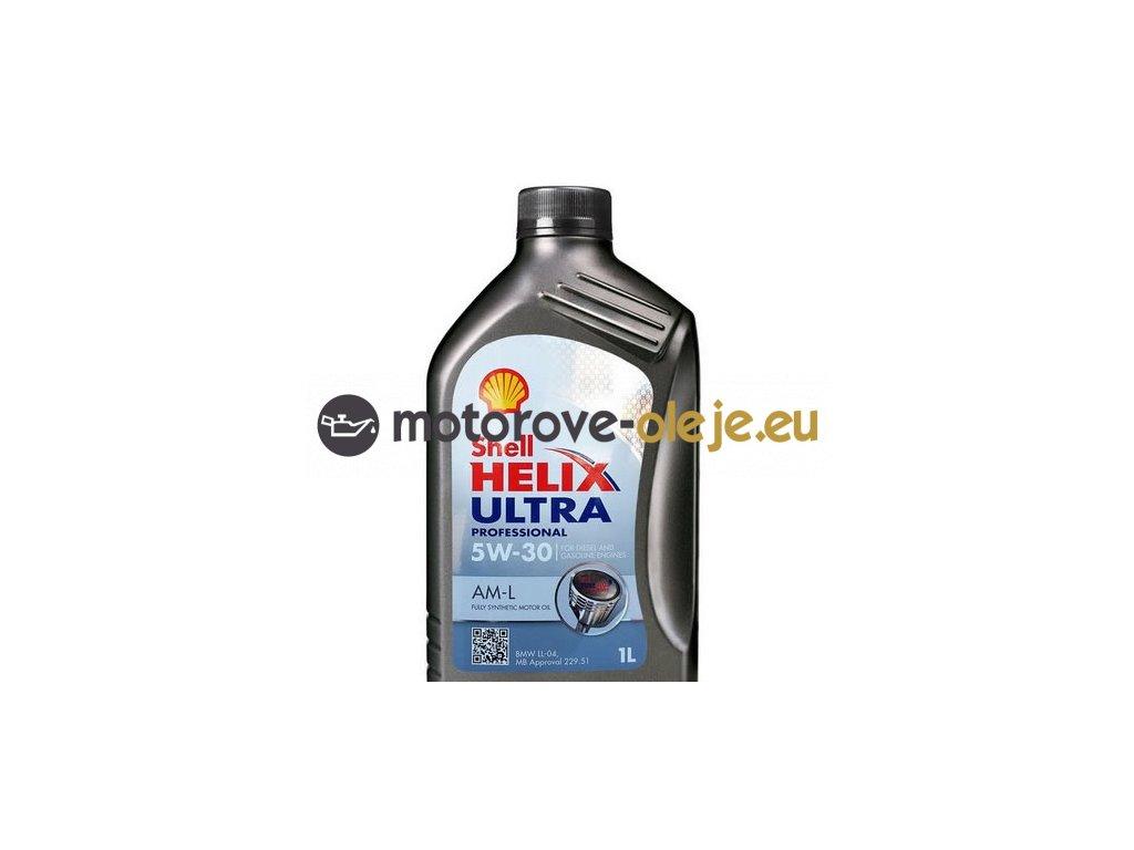 1709 shell helix ultra professional am l 5w 30 1l