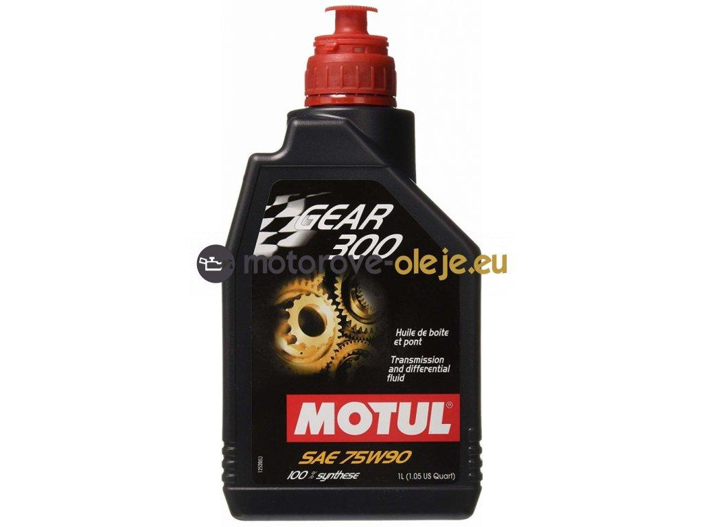 motul gear300 75w90 1