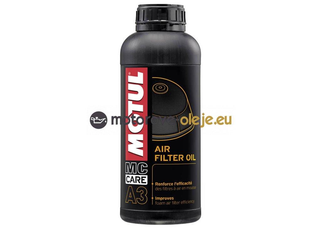 1787 1 motul a3 air filter oil 1l