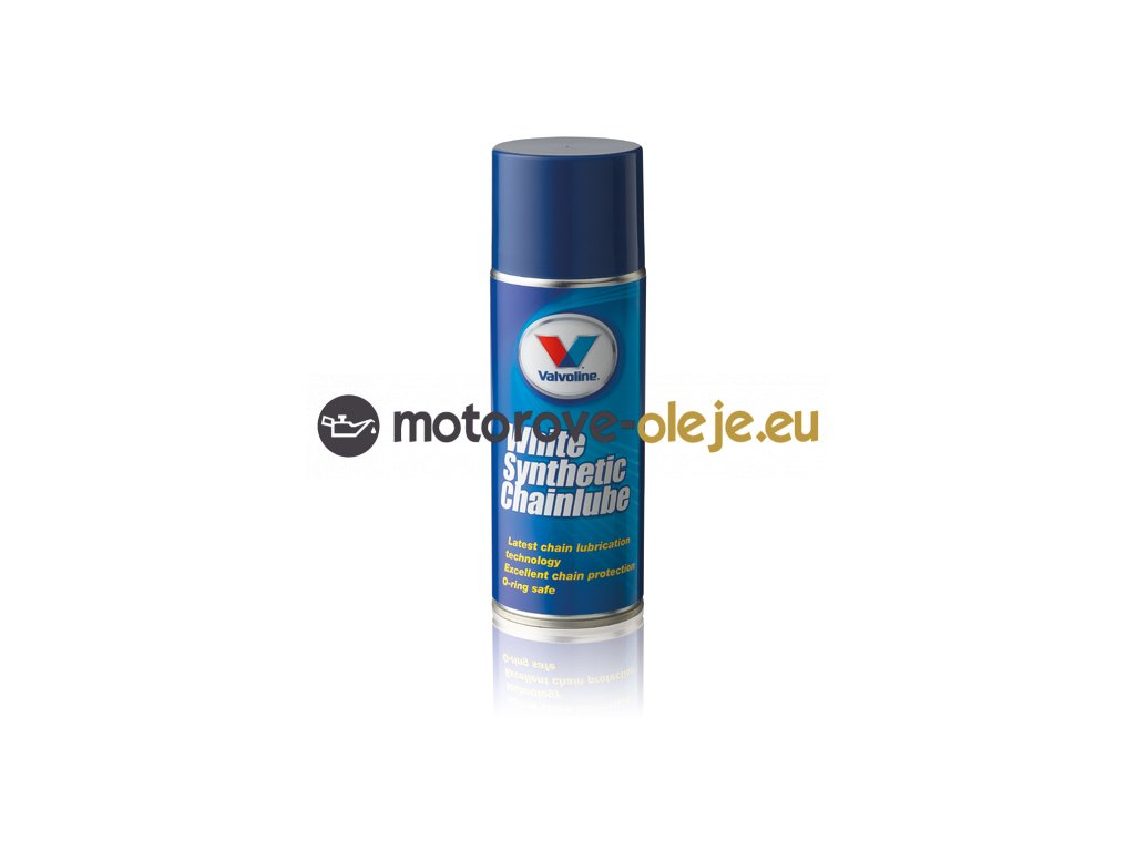 1964 valvoline white synthetic chainlube biela vazelina 400ml