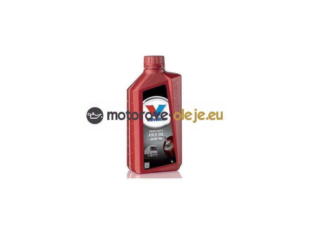 1997 valvoline hd axle oil 80w 90 1l