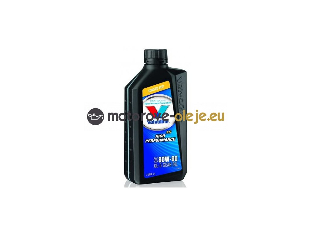 2006 valvoline hd axle oil pro gl 5 80w 90 ls 1l