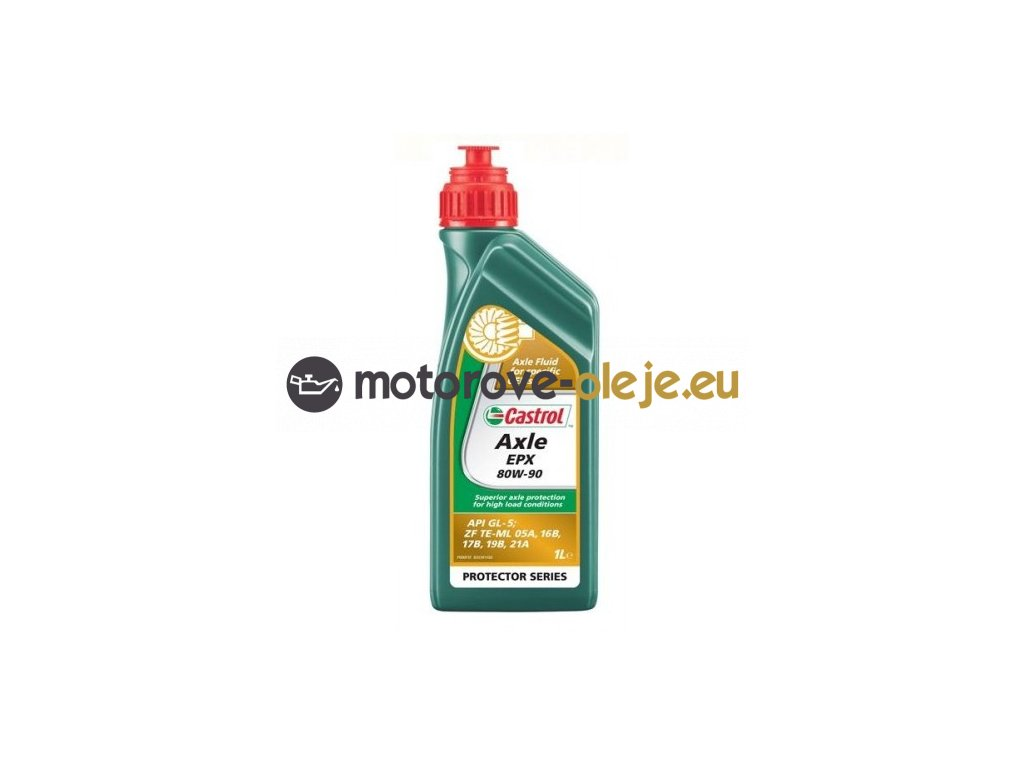 2240 castrol axle epx 80w 90 1l