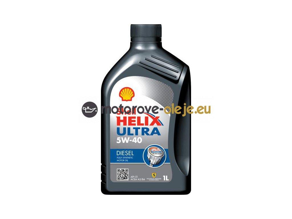2399 shell helix ultra diesel 5w 40 1l
