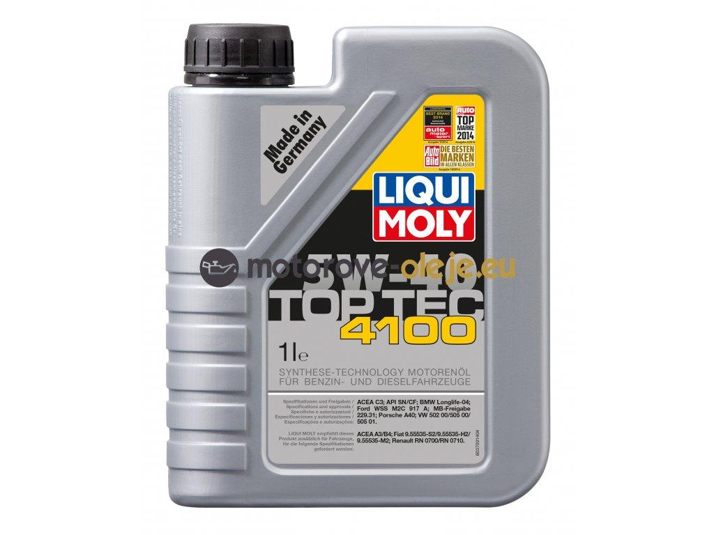 2705 liqui moly toptec 4100 5w 40 1l
