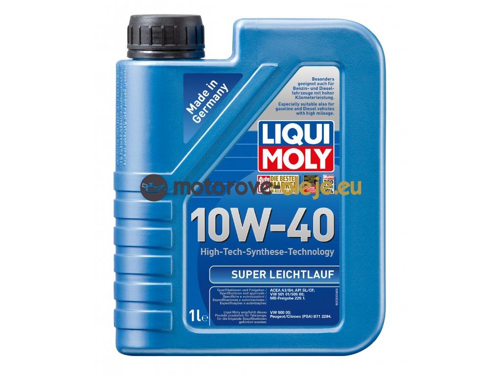 2717 liqui moly super leichtlauf 10w 40 1l