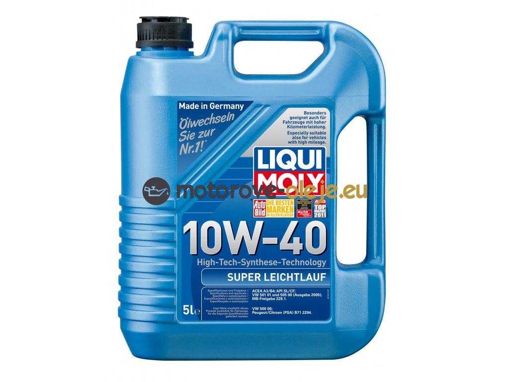2720 liqui moly super leichtlauf 10w 40 5l