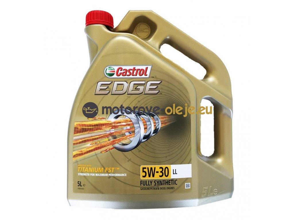 3080 castrol edge fst titanium 5w 30 ll 5l