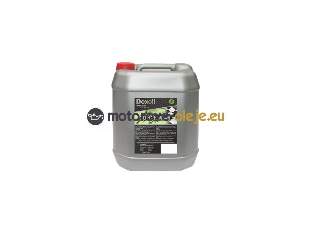Hydraulický olej Dexoll OHHM 46 20L