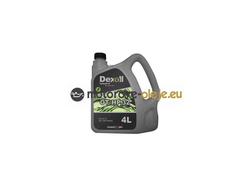 Hydraulický olej Dexoll OT HP 32 4L