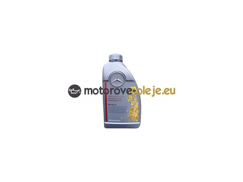 Mercedes Benz original Getriebeol MB236 14 prevodovy