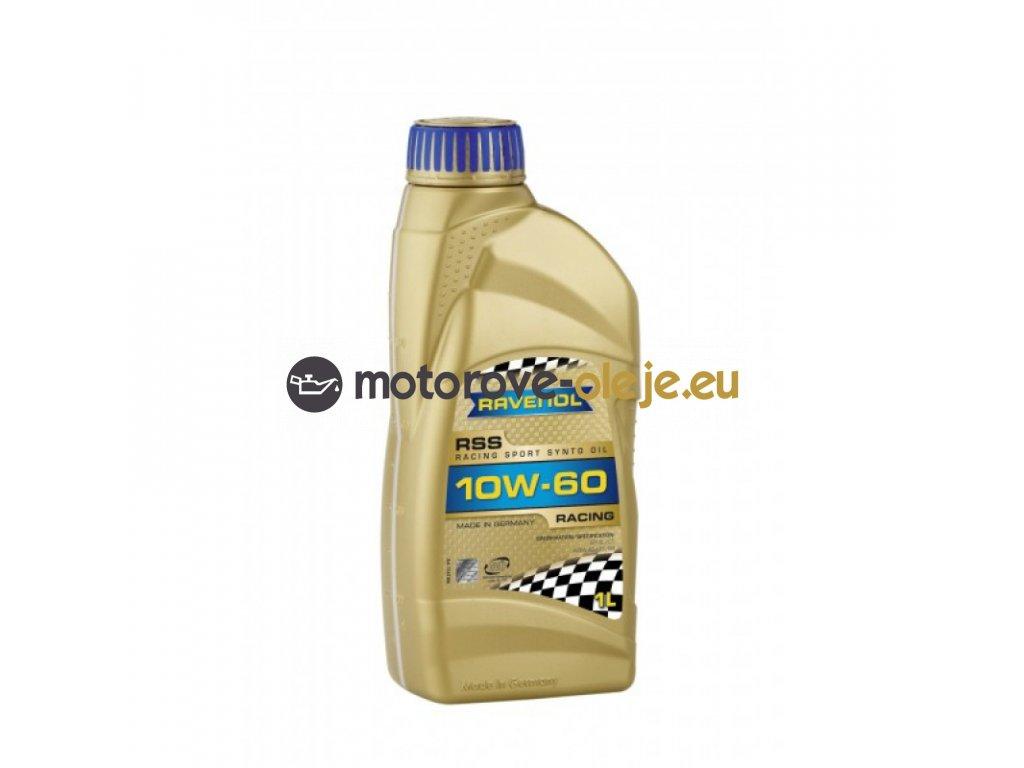 3368 ravenol rss racing sport synto 10w 60 1l