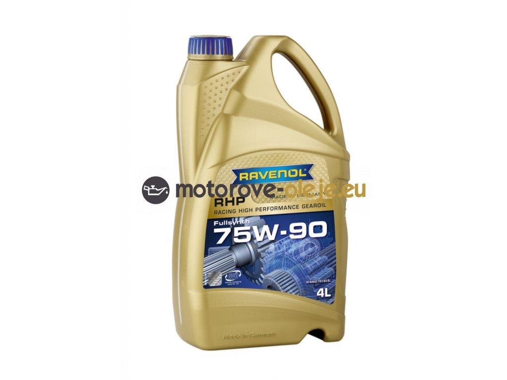3419 ravenol rhp racing high performance gear 75w 90 4l