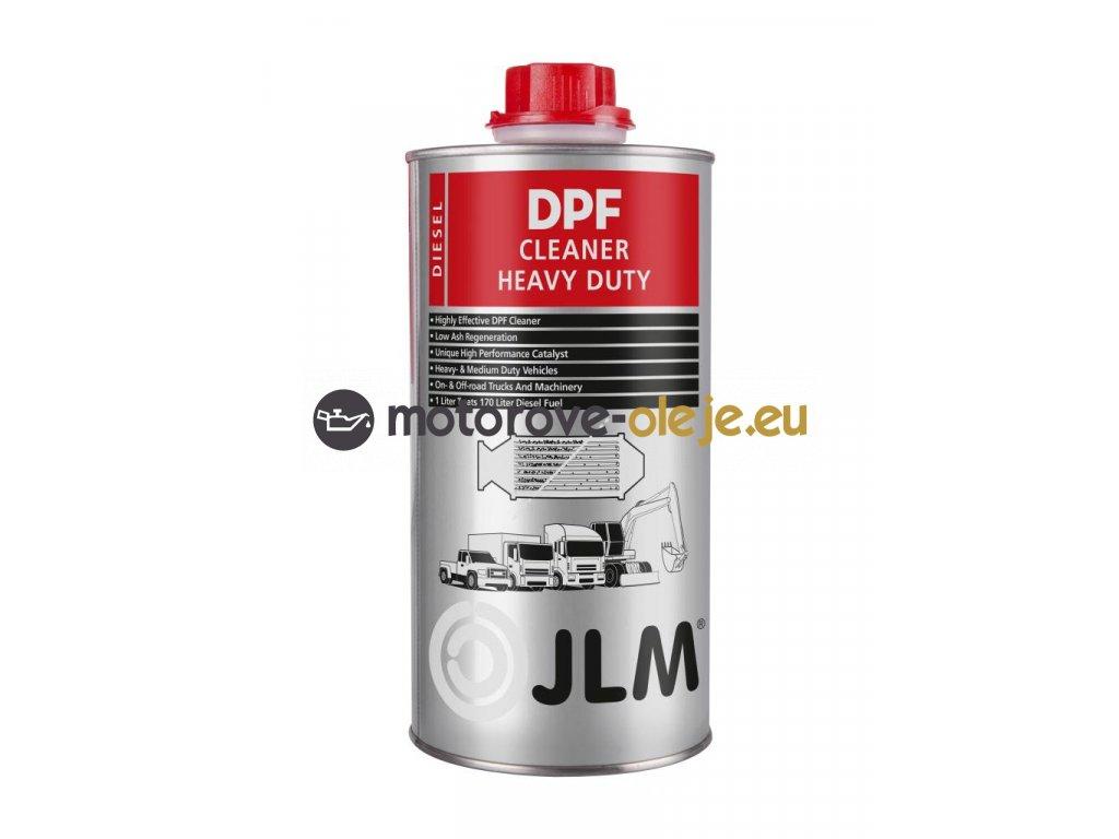 296 jlm dpf cleaner heavy duty 1l cistic dpf