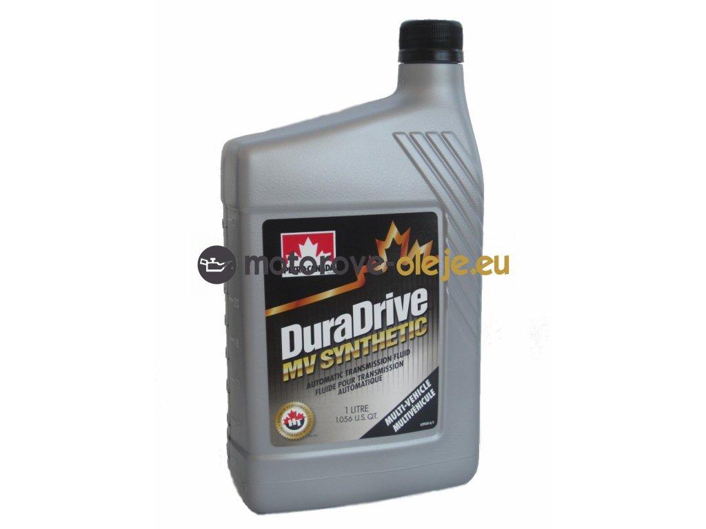 Petro Canada Dura Drive Synthetic ATF MV 1L