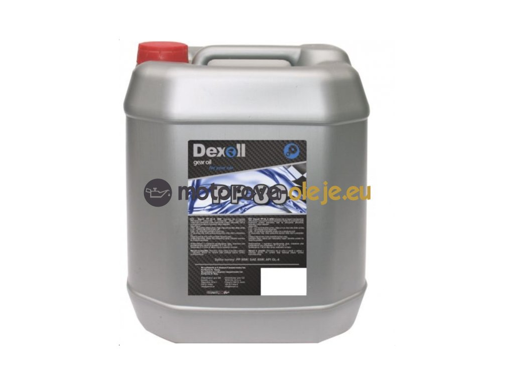 3815 prevodovy olej pp 80 20l