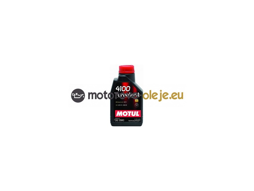 3986 1 motul 4100 turbolight 10w 40 1l