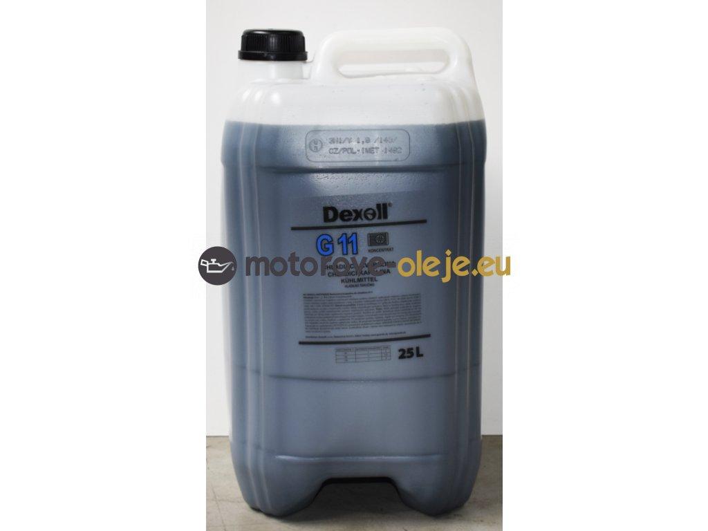 antifreeze nemrznuca G11 25L