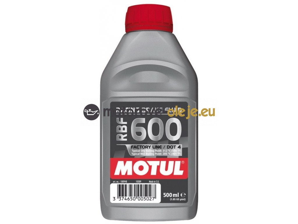 Motul Racing Brake Fluid 600 FL 500ml
