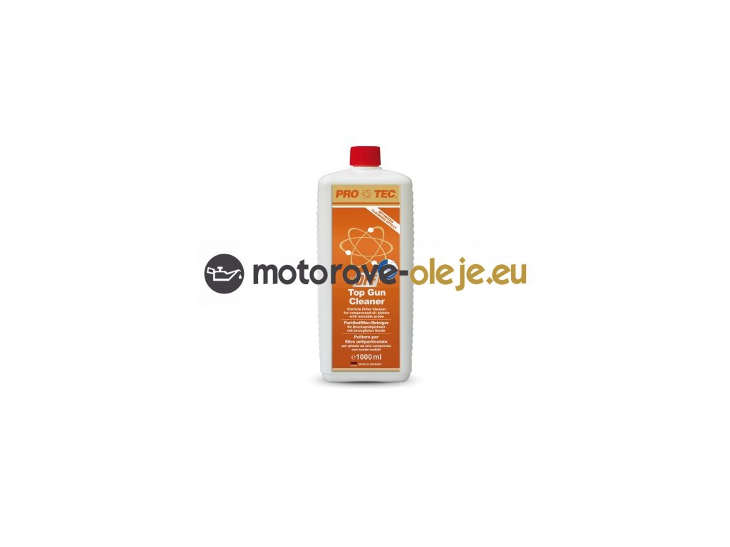 4982 pro tec dpf top gun cleaner 1l
