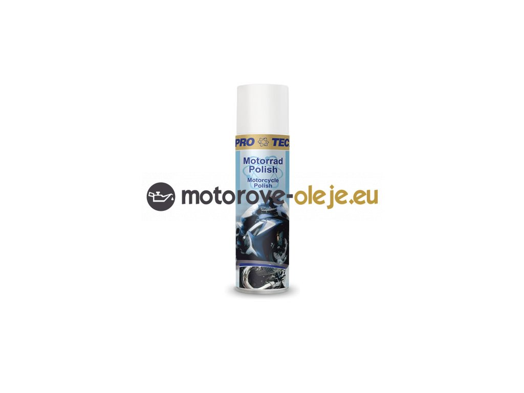 4997 pro tec motorcycle polish 250ml