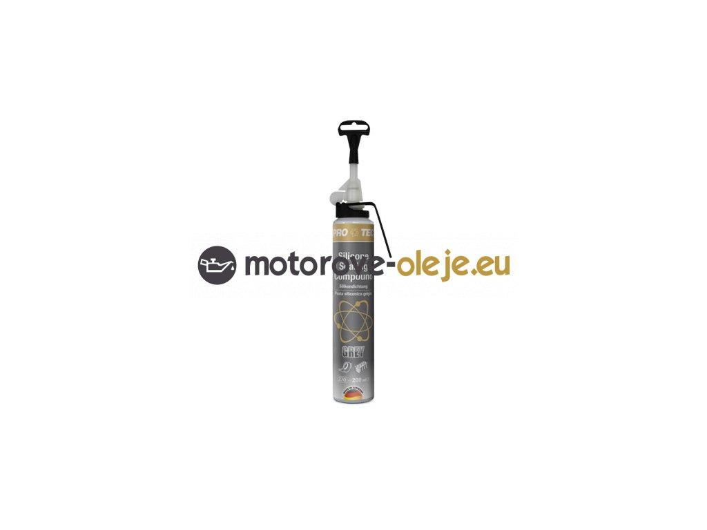 5078 pro tec silicone sealing compound grey 200ml