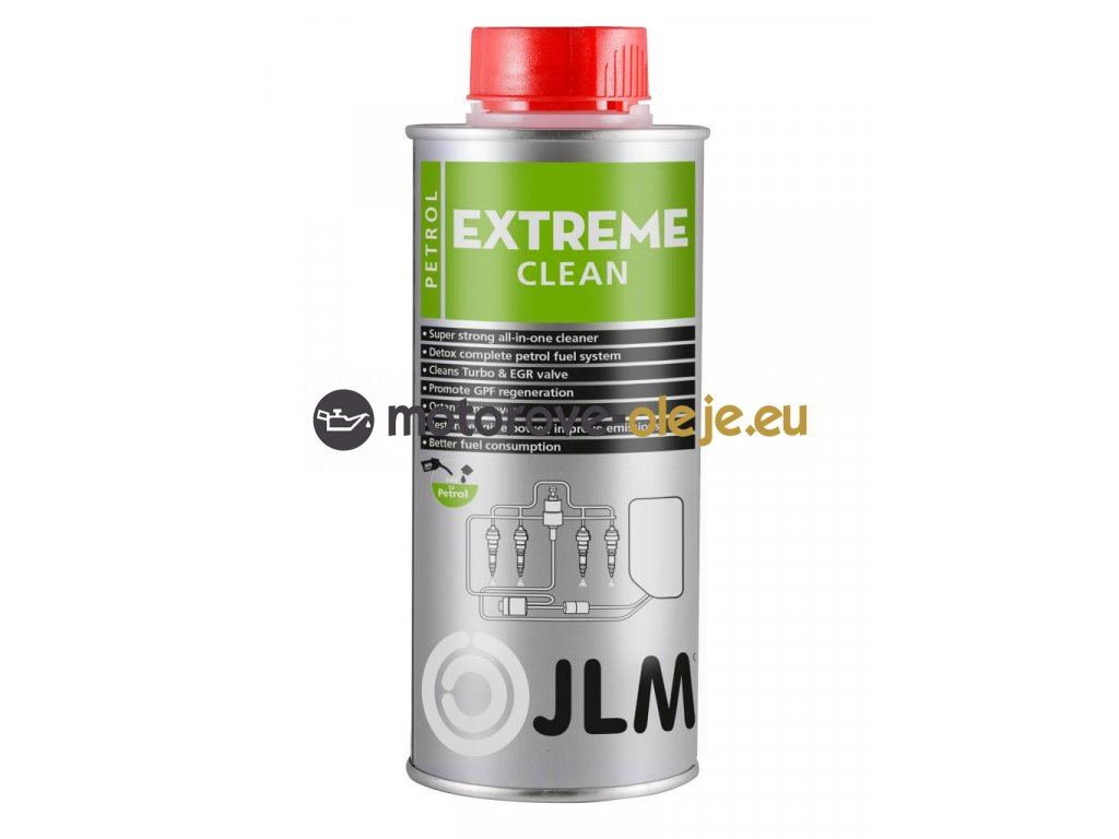jlm benzin extreme clean extra silny cistic palivoveho systemu benzin