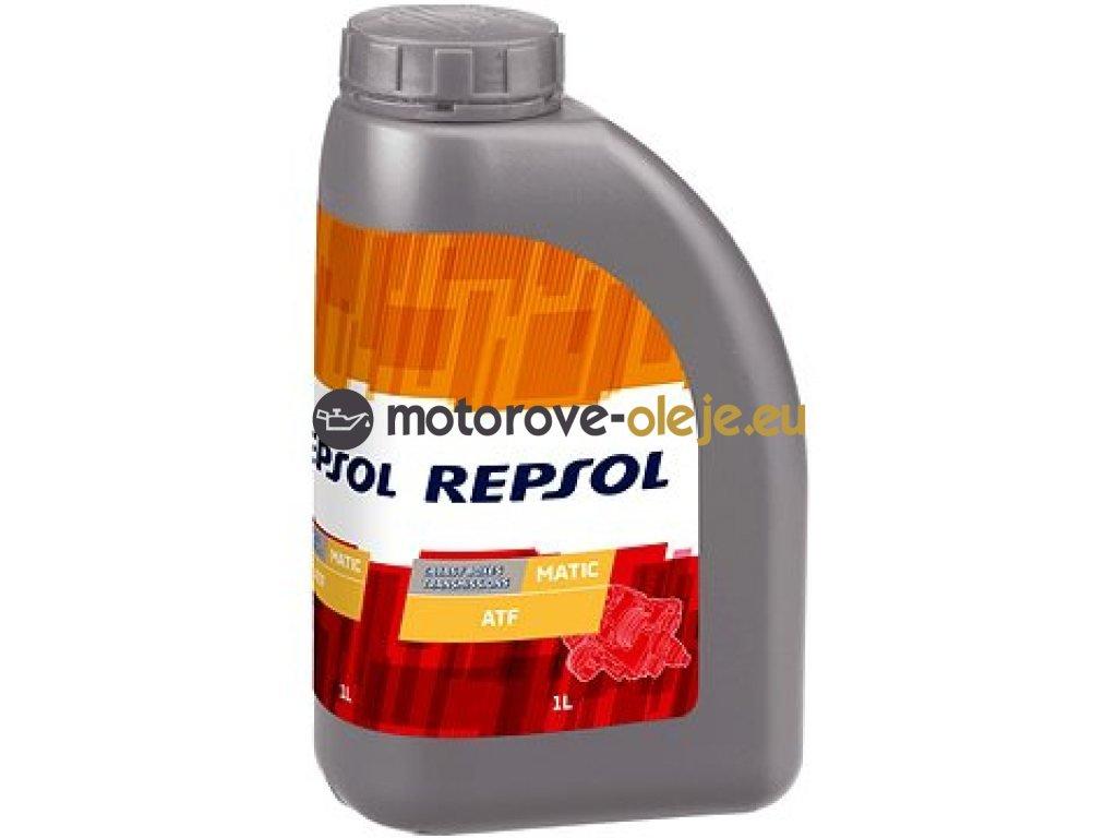 REPSOL MATIC ATF DEX II 1L