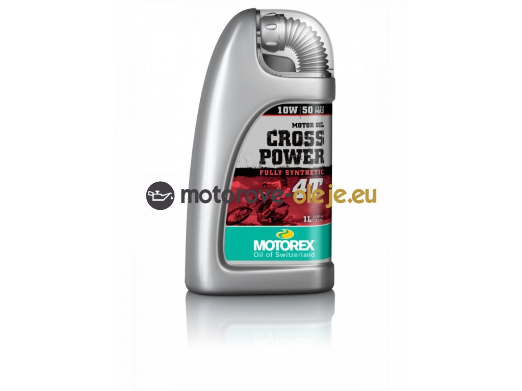MOTOREX Cross Power 4T 10W50 1L