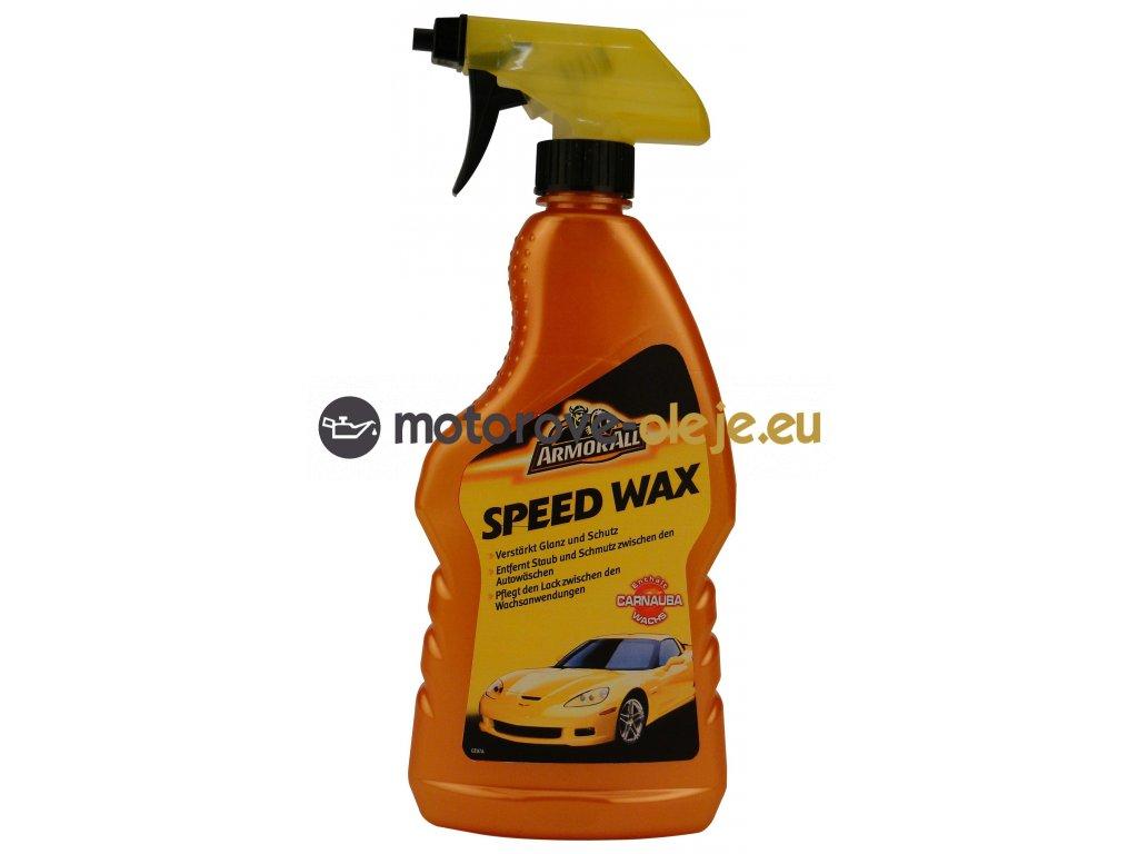 5501 armor all speed wax spray 500ml