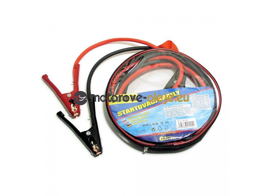 startovacie kable 400A medene