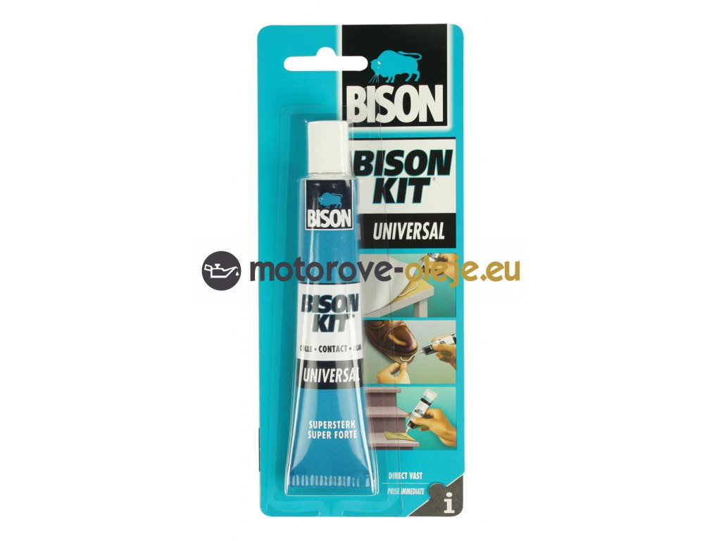 Bison Kit Universal - kontaktné lepidlo 50ml