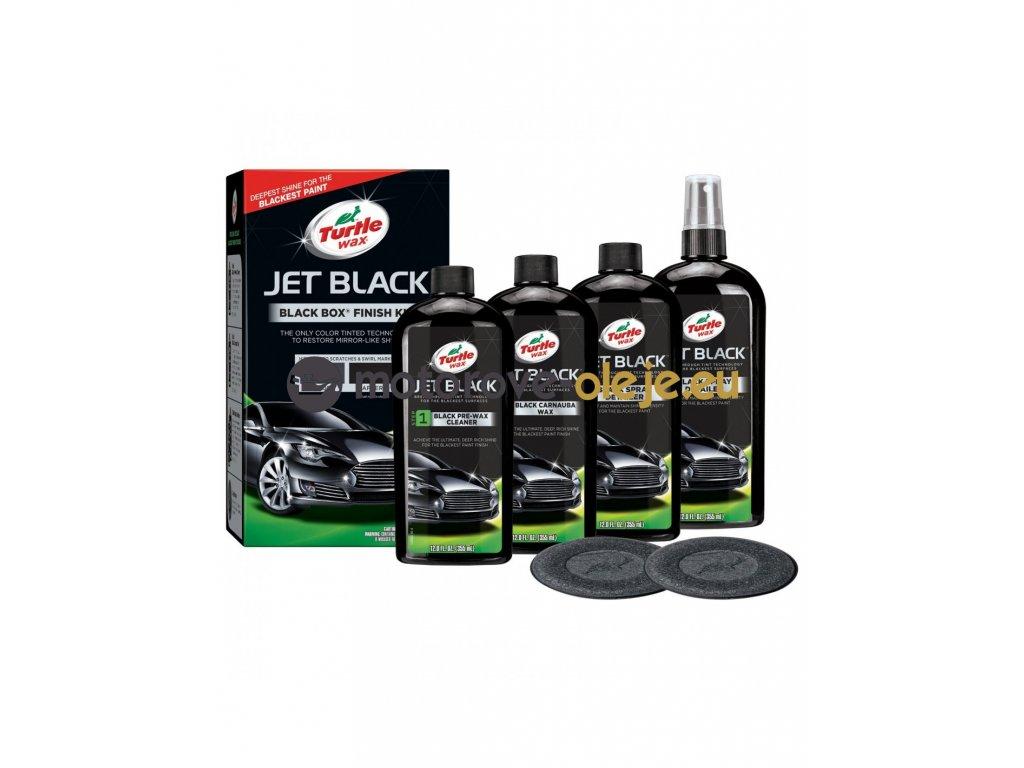 turtle wax black box new jet black