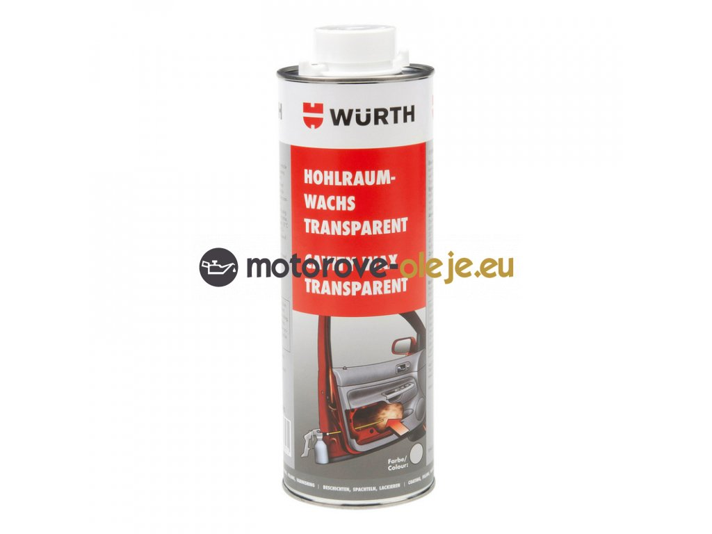 wurth vosk dutiny 1L