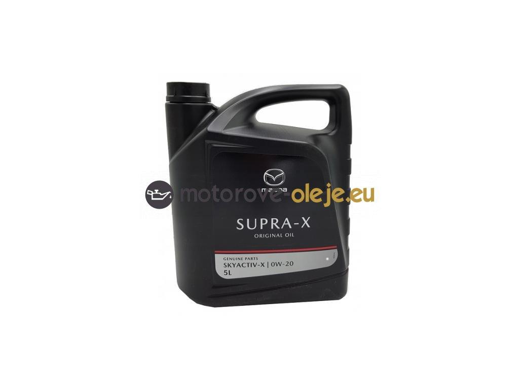 Mazda Supra x 0W 20 5L