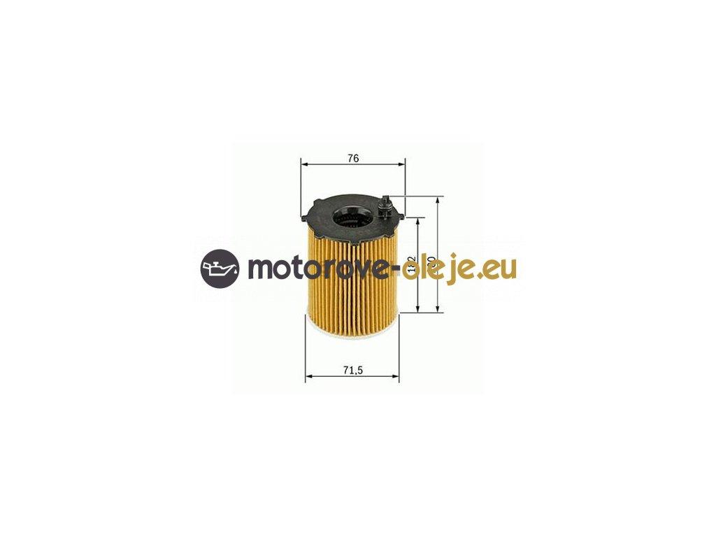 Olejový filter BOSCH F 026 407 002