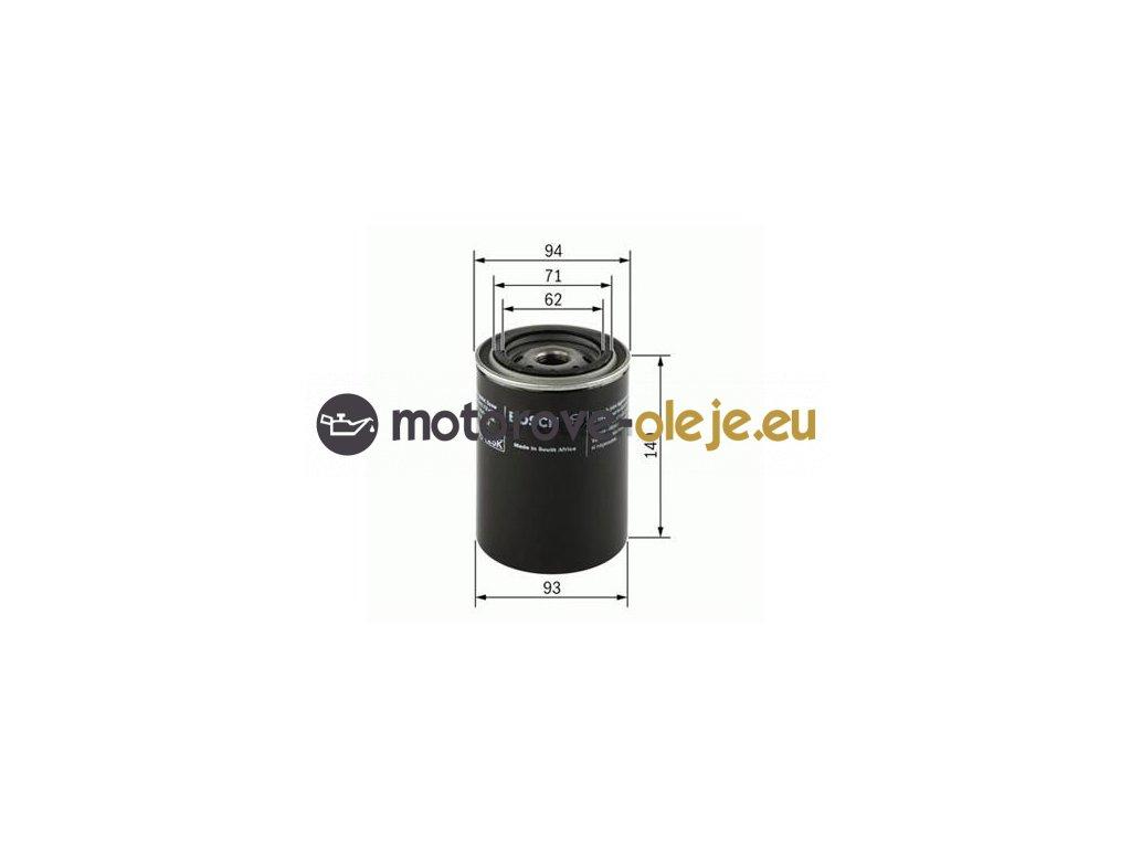 Olejový filter BOSCH 0 451 103 346