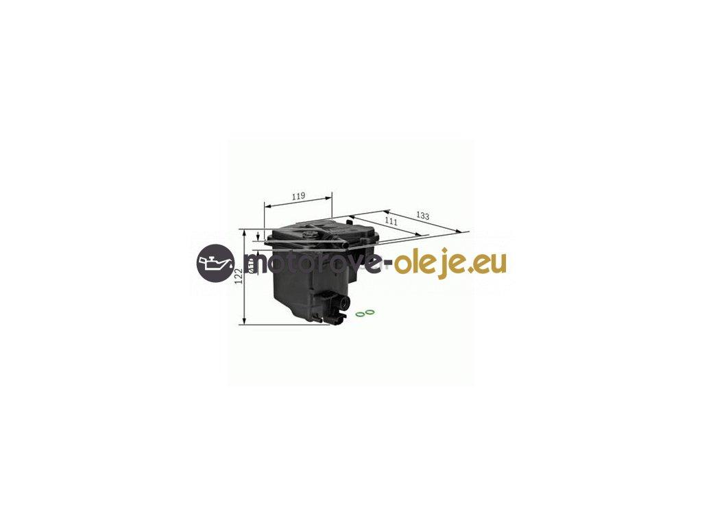 Palivový filter BOSCH 0 450 907 006