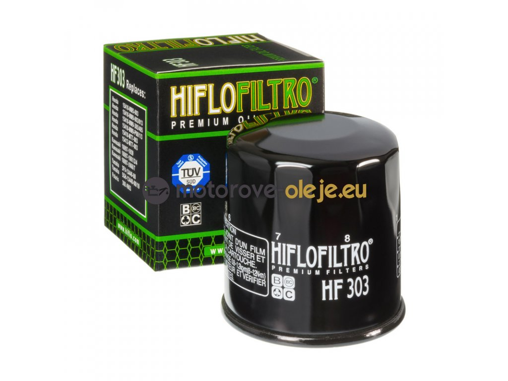 Olejový filter HIFLO HF303